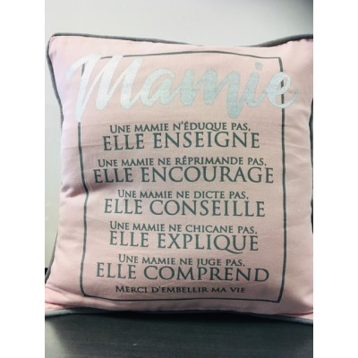 Coussin - Mamie