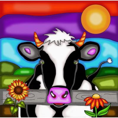 Daisy, la vache