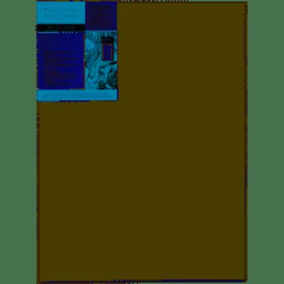 Toile Écono, 12 X 24
