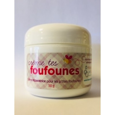Crème Foufounes, 50g