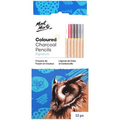 Crayons à colorier au Fusain