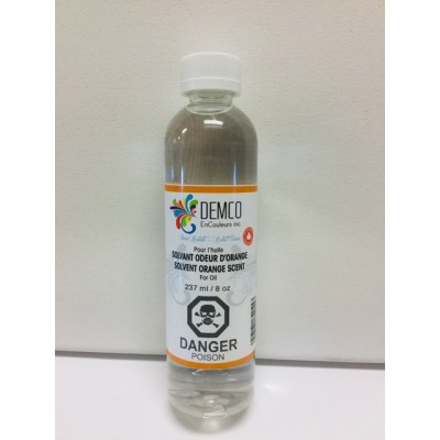 Solvant (Taltine) odeur d'orange,237ml