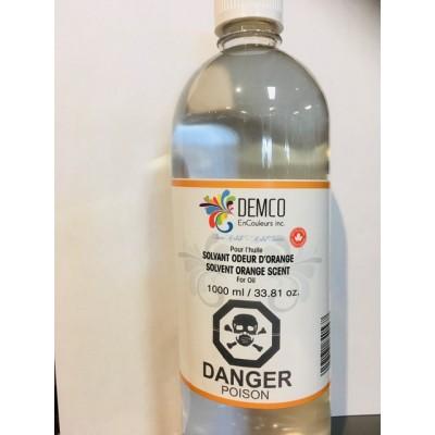 Solvant (Taltine) odeur d'orange, 1L